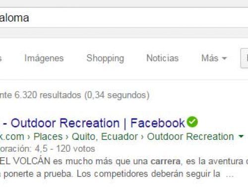 Google y las redes sociales como factor de ranking