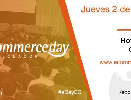 ¡Vuelve el eCommerce Day a Guayaquil!