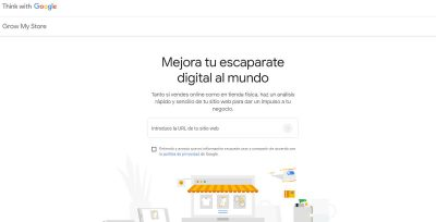 Google Grow My Store.