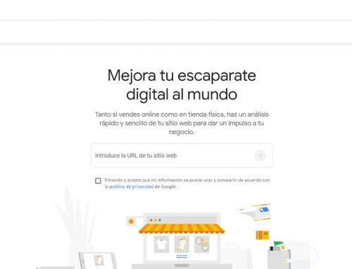 Google Grow My Store – herramienta para revisar comercios electrónicos